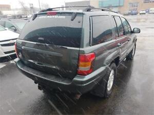 JEEP GRAND CHEROKEE LIMITED 2002*****TOUTE EQUIPE******