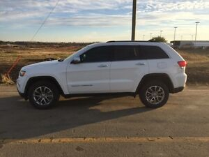 2015 Jeep Grand Cherokee LIMITED HEMI