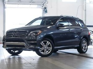 2013 Mercedes-Benz M-Class ML 350 BlueTEC 4MATIC