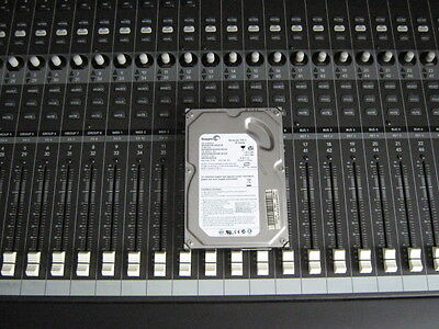 Mackie D8B Hard drive,  formatted with os 5.1 ready to go