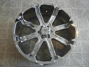 """Kit roues de mag avec pneus neufs 26"""" #M01"""