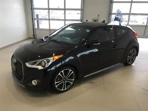 2016 Hyundai Veloster Turbo Tech (DCT, Pano-Roof, Navigation)