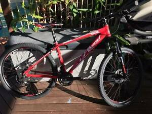 Mens Upland Small frame Mountain Bike Banora Point Tweed Heads Area Preview