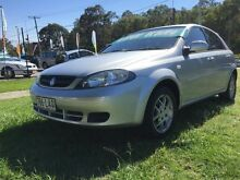 2008 Holden Viva JF MY08 Upgrade  5 Speed Manual Hatchback Clontarf Redcliffe Area Preview
