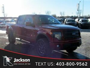 2013 Ford F-150 FX4 - Heated & Cooled Leather!