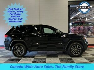 2018 Jeep Grand Cherokee Trailhawk, Air Ride, Remote Start, Heat