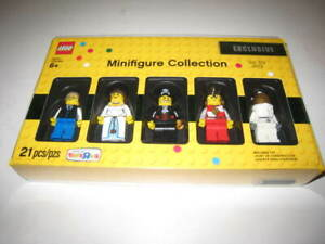 Lego Minifigure Collection Exclusives-2 sets: Vintage and 2013