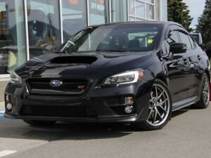 2015 Subaru WRX w/Sport-tech Pkg 4dr AWD Sedan