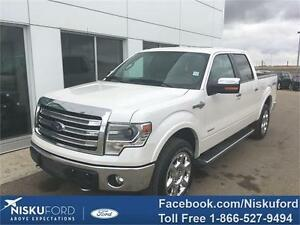 2013 Ford F-150 King Ranch MUST SEE! $277.79 b/weekly.