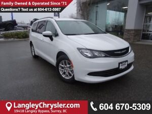 2017 Chrysler Pacifica LX <b>*ACCIDENT FREE*5.0 TOUCHSCREEN*</B>