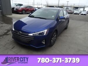 2019 Hyundai Elantra LUXURY AUTO BLUELINK,HEATED LEATHER SEATING