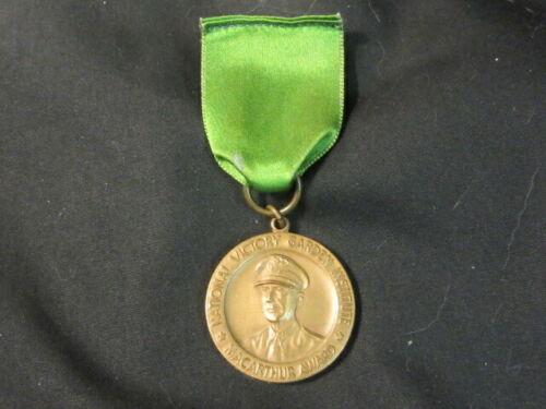 MacArthur National Victory Award Green Ribbon Boy Scout Medal      TH2