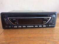Digital Car Stereo JVC KD-DB711 DAB tuner, CD / MP3 / WMA