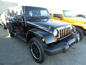 2012 Jeep Wrangler Unlimited Sahara. ZERO DOWN FINANCING!!!