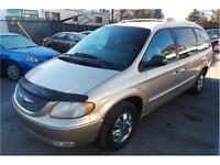 2001 Chrysler Town & Country Limitée