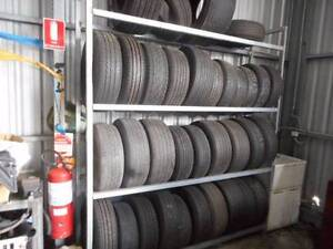 13in 14in  15in 16in  17in  18in used tyres MOST TYRES $20 EACH South Plympton Marion Area Preview