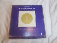LP Record Vinyl LP The Motown Story Various Artists