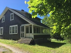 Character 3 bedroom home for rent in Rothesay, on acre lot!!!