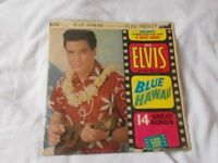 Vinyl LP Blue Hawall Elvis Presley RCA RD 27238 Silver Spot Mono