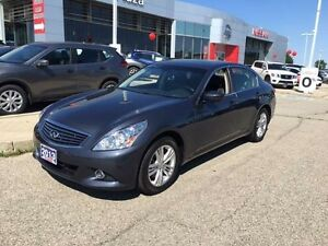 2013 Infiniti G37x Luxury 4dr All-wheel Drive Sedan