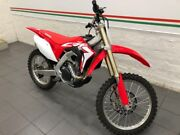 2017 Honda CRF450R Off Road Bike 449cc Carlton Melbourne City Preview