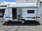 2003 Millard Horizon 16 SINGLE BEDS 1 Axle Forest Glen Maroochydore Area Preview