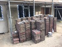 1500 Marley Double Roman roof tiles - FREE!