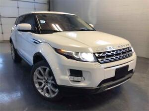 2012 Land Rover Range Rover Evoque Prestige Premium