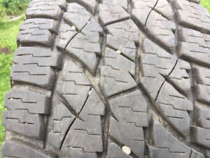 LT285/70R17 WILD COUNTY 10PLY WINTER TIRES