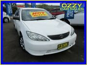 2005 Toyota Camry MCV36R Upgrade Altise White 4 Speed Automatic Sedan Minto Campbelltown Area Preview