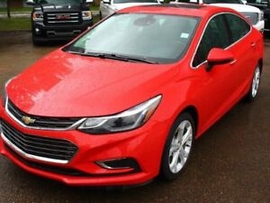 2016 Chevrolet Cruze PREMIER LOADED FINANCE AVAILABLE