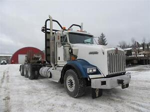 James Western Star - 2012 Kenworth T800