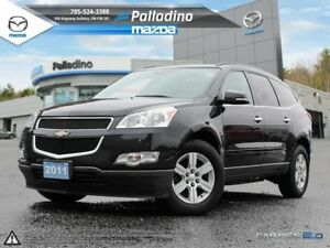 2011 Chevrolet Traverse 1LT - AWD - HEATED SEATS