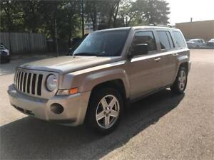 2010 Jeep Patriot 4x4 ** NORTH EDI, CERT, CLEAN, LOADED! **