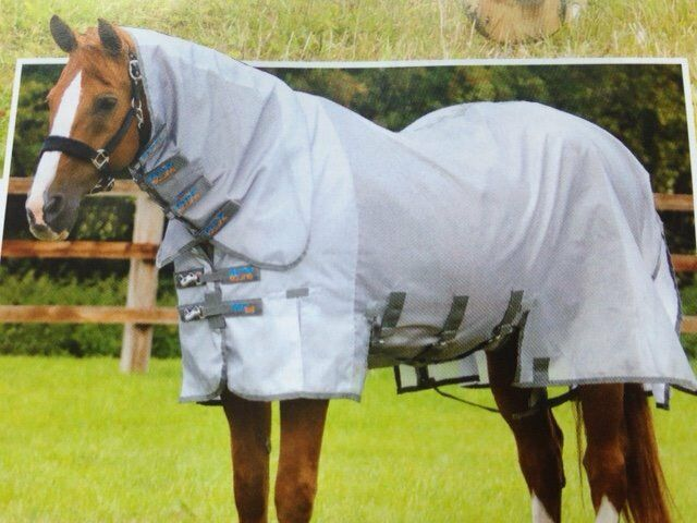 Premier Equine Fly Rug 6 Ft 9 Inches