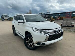 2018 Mitsubishi Pajero Sport QE MY18 Exceed White 8 Speed Sports Automatic Wagon Garbutt Townsville City Preview