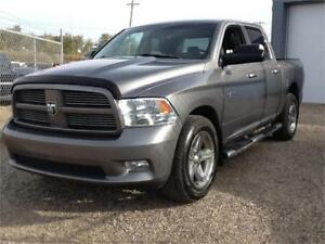 2010 Dodge Ram 1500 Laramie 190kms $12995 SOLD