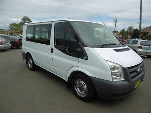 2010 Ford Transit VM MY08 Low (SWB) White 5 Speed Manual Van Yagoona Bankstown Area Preview