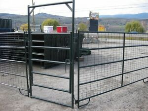 Light duty 50' Round Pen with Mesh !!SALE!!