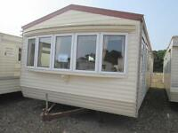 Static Caravan Mobile Home Willerby Leven 37x12x3 bed SC5056