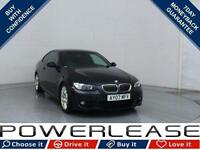 2007 07 BMW 3 SERIES 2.5 325D M SPORT 2D �110 PER MONTH DIESEL