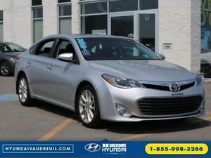 2013 Toyota Avalon XLE A/C CUIR TOIT CAMERA BLUETOOTH