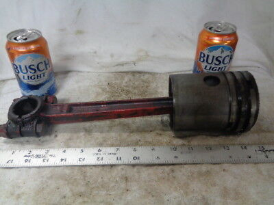1 12 Hp Fairbanks Morse Piston And Rod For Hit Miss Gas Engine