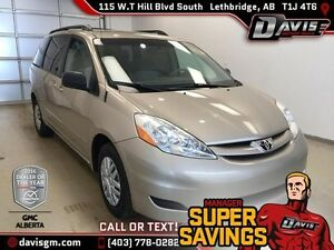 USED 2008 Toyota Sienna 5dr LE 7-Pass FWD-FOR SALE