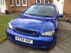 Vauxhall Astra coupe 2.0 turbo