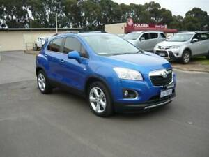 2016 Holden Trax LTZ Automatic SUV Collie Collie Area Preview