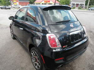 2012 Fiat 500 Sport Coupe (2 door) Kawartha Lakes Peterborough Area image 4