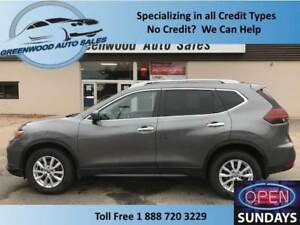 2018 Nissan Rogue SV! AWD! PANO ROOF! FINANCE TODAY!
