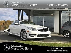 2014 Mercedes-Benz  4MATIC Sedan