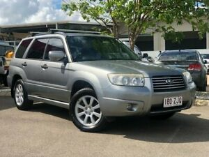 2006 Subaru Forester 79V MY06 XS AWD Grey 5 Speed Manual Wagon Garbutt Townsville City Preview